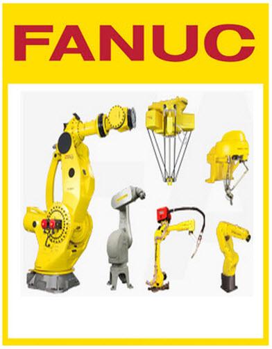 Fanuc Logo with robots1